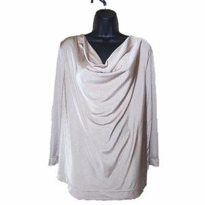 Silky Lane Bryant Cowl Neck Blouse Size 18/20